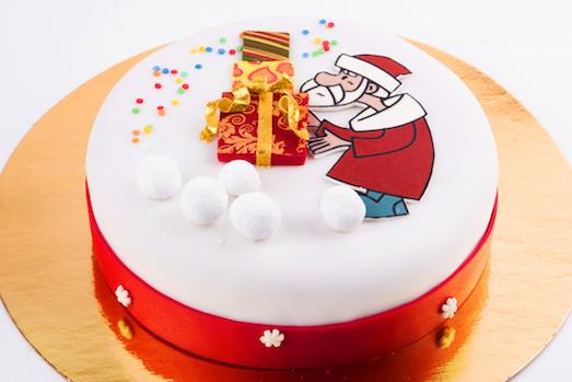 Самые вкусные и интересные торты для Нового года