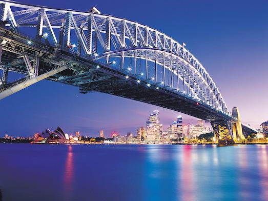 Сидней — город, в котором вам понравиться