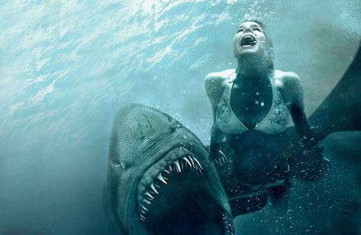 10 самых жутких фильмов про акул