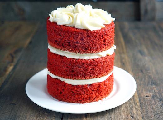 Красный бархат — торт, который украсит ваш праздник