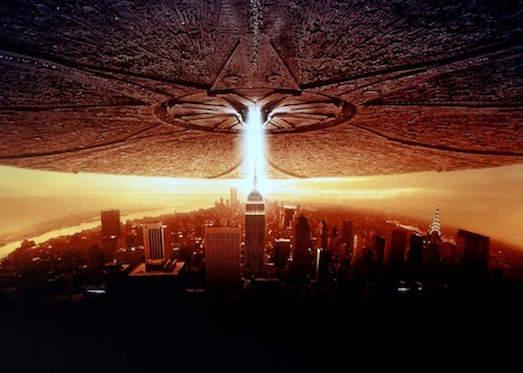 Топ 10 самых лучших фильмов про нашествие инопланетян