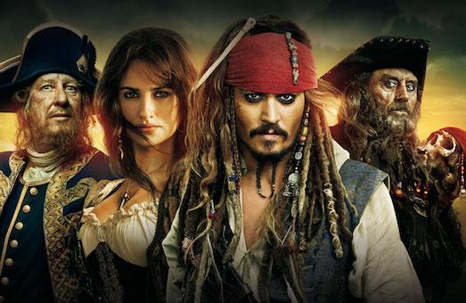 Топ 10 самых интересных фильмов про приключения пиратов