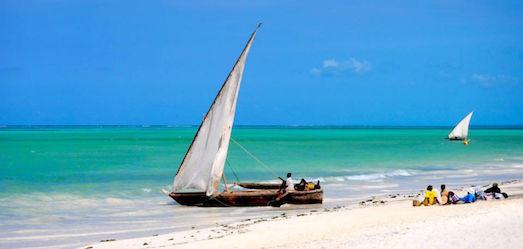 Танзания — райское и необычное место для отдыха