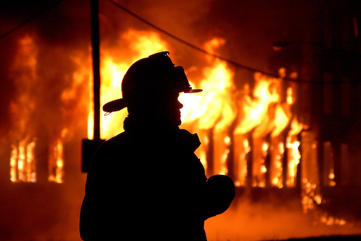 10 самых интересных фильмов про пожарных