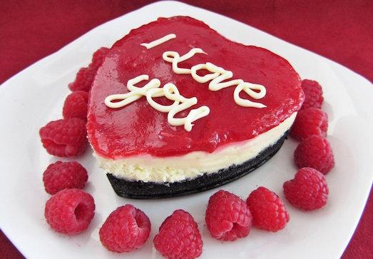 Самые вкусные торты для Дня Святого Валентина