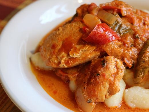 Рецепт приготовления вкуснейшего паприкаша