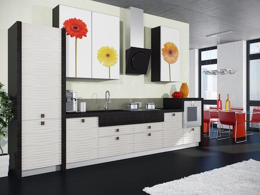 Советы, которые помогут обновить ваш кухонный гарнитур