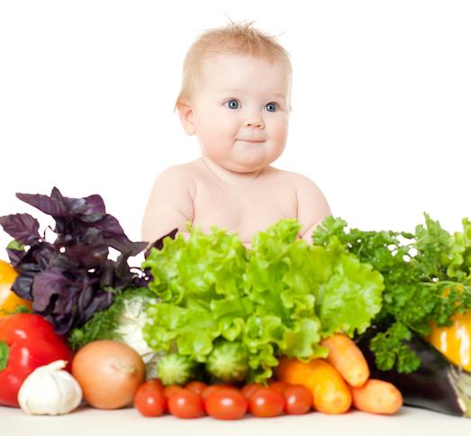 Самые лучшие продукты для прикорма малыша