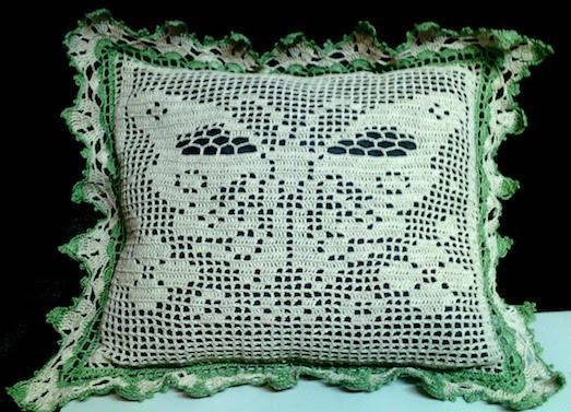Что такое филейное вязание?