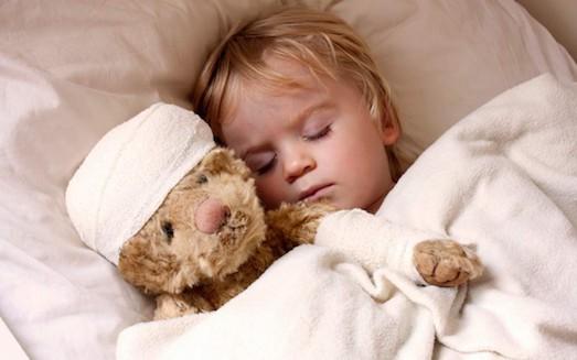 Если ребёнок сильно скрипит зубами во сне