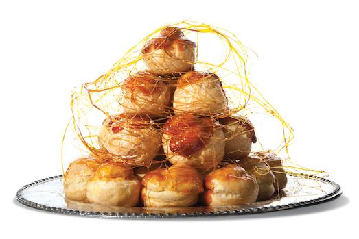 Крокембуш — роскошный и не самый простой десерт