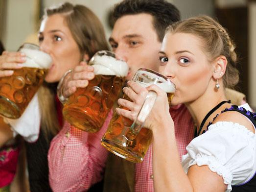 Десять стран, в которых пьют больше всех