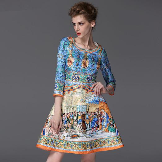 Какие летние платья будут модными в 2016 году?