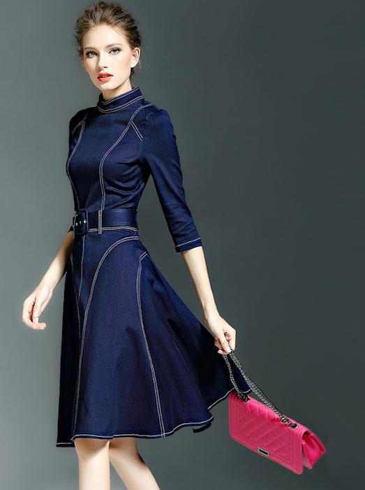 Какие осенние платья будут модными в 2016 году?