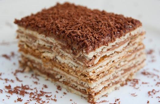 Микадо — вкусный и праздничный торт