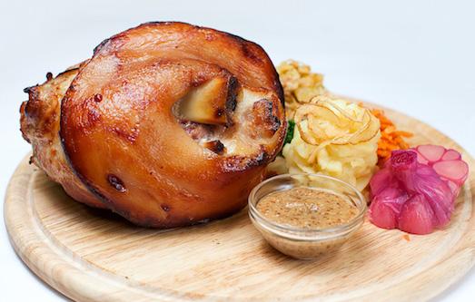 Свиная рулька — блюда для настоящих гурманов