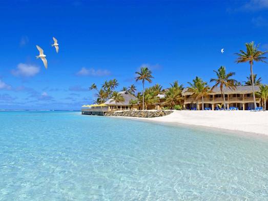 Остров Кука — великолепное место для отдыха