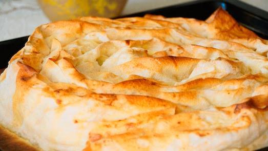 Баница — необычное блюдо болгарской кухни