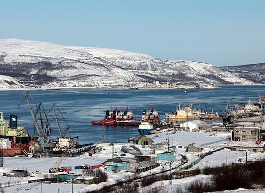 Топ 10 городов России, в которых очень холодно