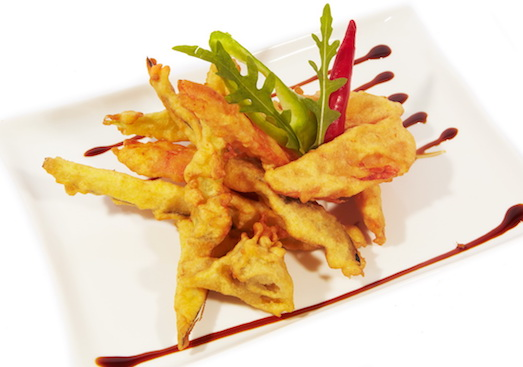 Что такое темпура и как это готовить?