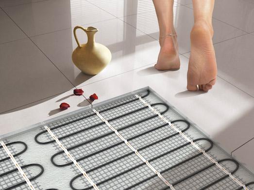 Преимущества и недостатки теплого пола в доме