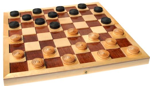Шашки — полезная и интересная игра