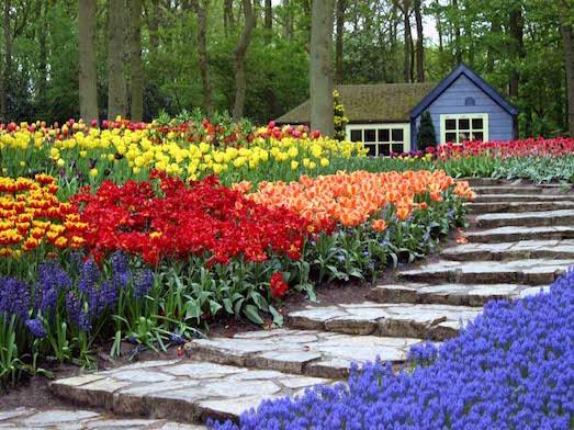 Топ 10 лучших мест для отдыха весной