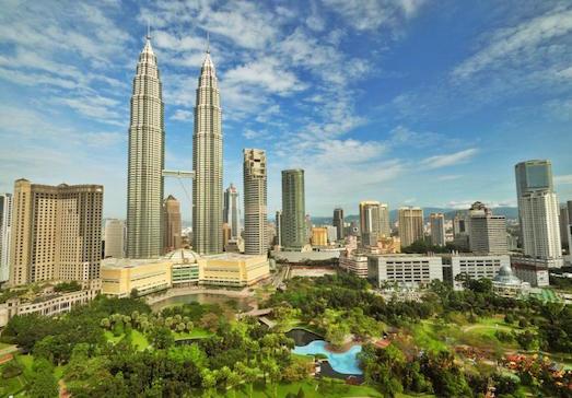 Десять наиболее высоких зданий в мире