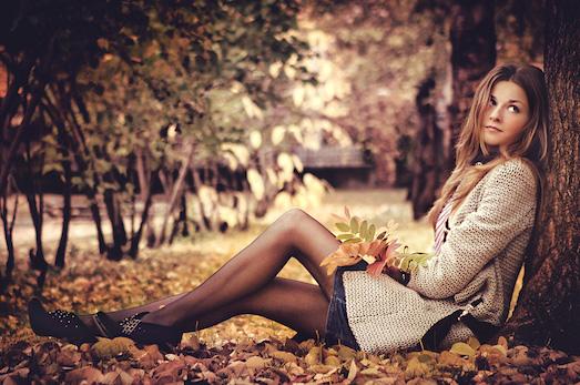10 самых удачных поз для фотосессии девушки