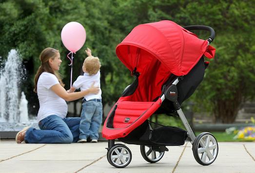 Какие бывают трехколесные коляски и в чем их преимущества?