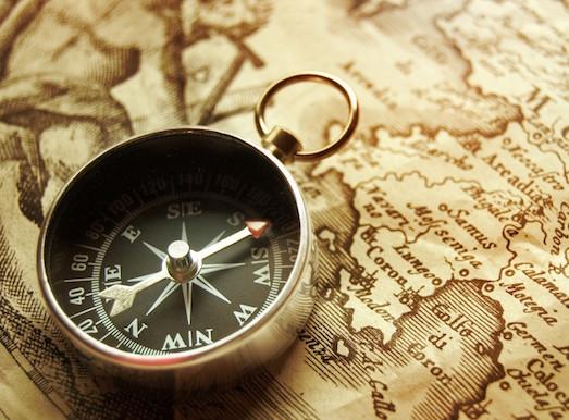 Как без проблем освоить компас?