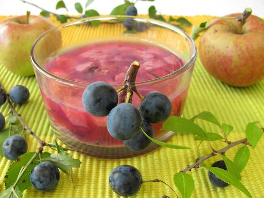 Варенье из терна — вкусное и полезное лакомство