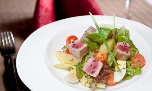 Нисуаз — популярный и вкусный салат