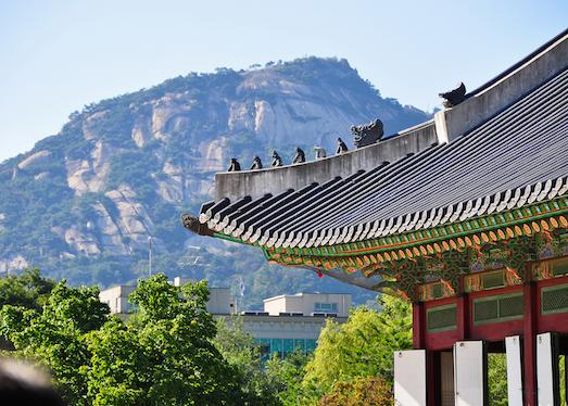 Сеул — город удивительной красоты