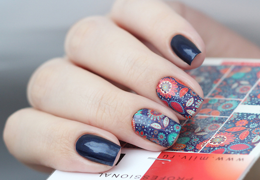 Красивые и оригинальные слайдеры для ногтей