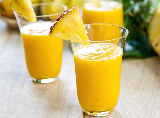 Как ананас поможет похудеть?
