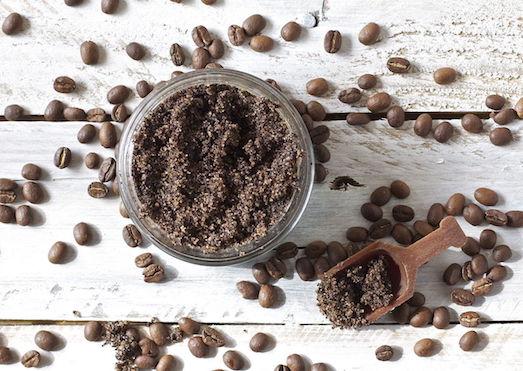 Эффективный и натуральный скраб из кофе