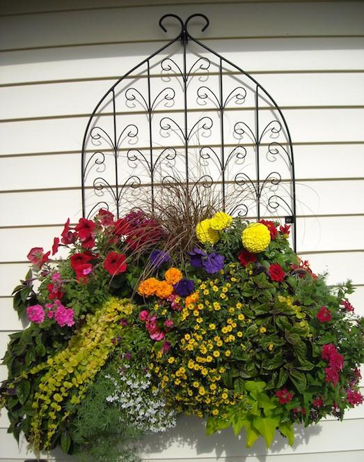 Горшок для цветов для улицы