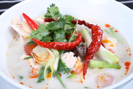 Простые рецепты вкусных тайских супов