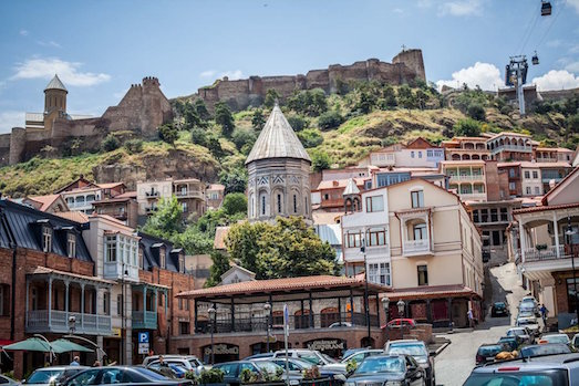 Тбилиси — город, который вас покорит