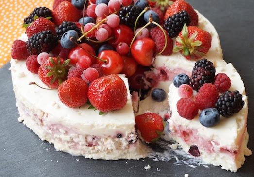 Семифредо — красивый и вкусный десерт из Италии