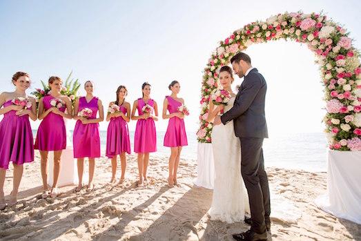 Как составить идеальную свадебную клятву?