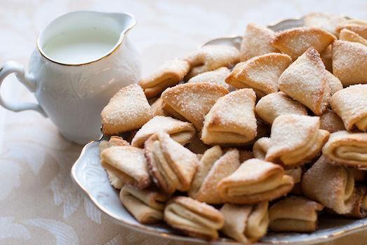 Лучшие рецепты печенья на скорую руку