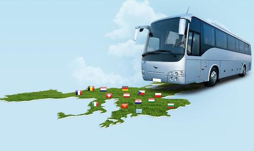 Как пережить долгую дорогу в автобусе картинки
