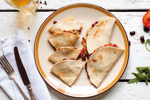 Тортилья — хорошая альтернатива хлебу