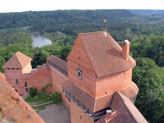 Сигулда — удивительный город в Латвии