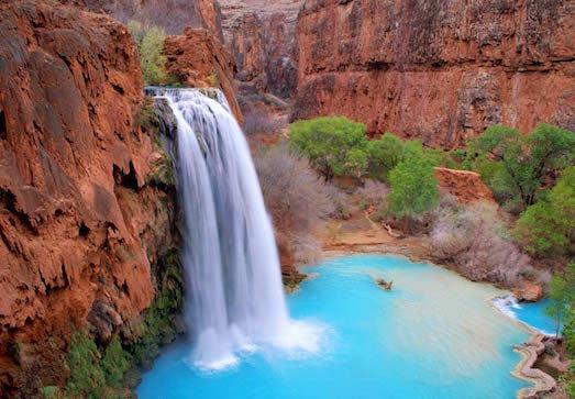 Топ 10 самых известных в мире водопадов