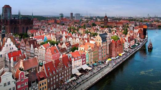 Интересный и захватывающий Гданськ