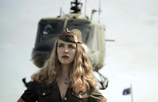 Может ли девушка попасть в армию?