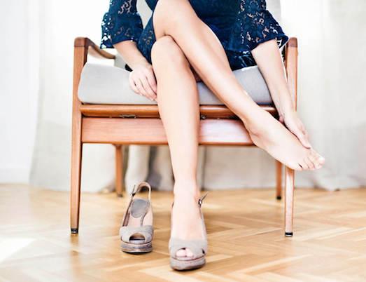 Что сделать, чтобы обувь перестала натирать?